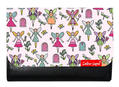 Selina-Jayne Fairies Limited Edition Designer Small Purse